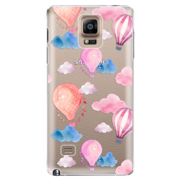Plastové puzdro iSaprio - Summer Sky - Samsung Galaxy Note 4