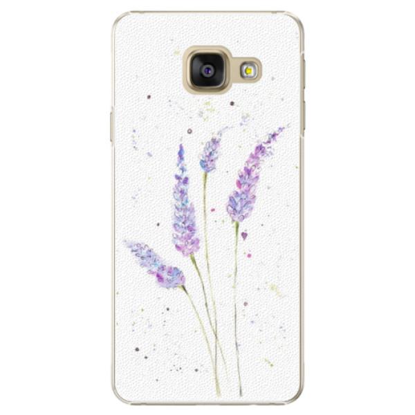 Plastové puzdro iSaprio - Lavender - Samsung Galaxy A3 2016