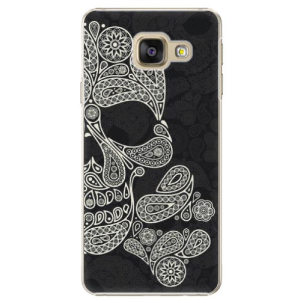 Plastové puzdro iSaprio - Mayan Skull - Samsung Galaxy A3 2016