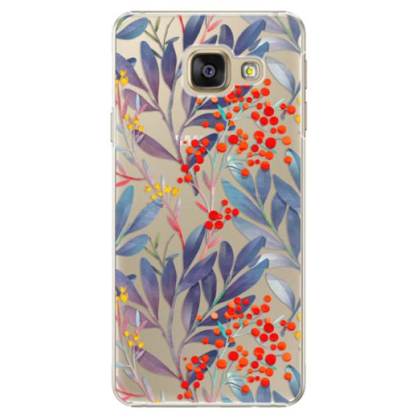 Plastové puzdro iSaprio - Rowanberry - Samsung Galaxy A3 2016