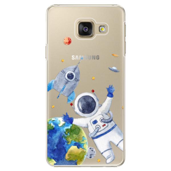 Plastové puzdro iSaprio - Space 05 - Samsung Galaxy A3 2016
