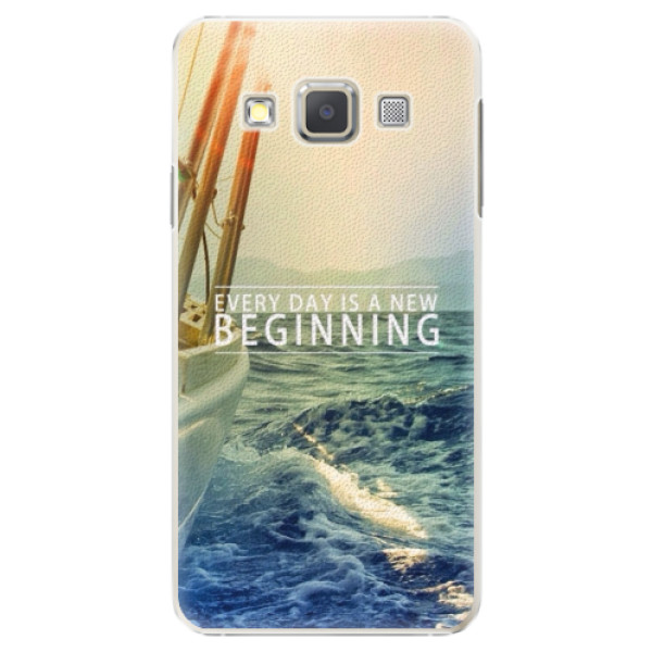 Plastové puzdro iSaprio - Beginning - Samsung Galaxy A5