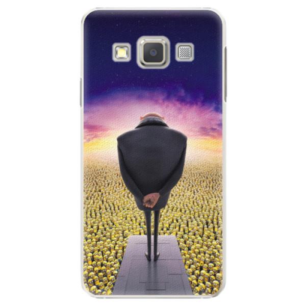 Plastové puzdro iSaprio - Gru - Samsung Galaxy A5