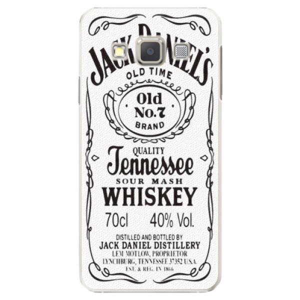 Plastové puzdro iSaprio - Jack White - Samsung Galaxy A5