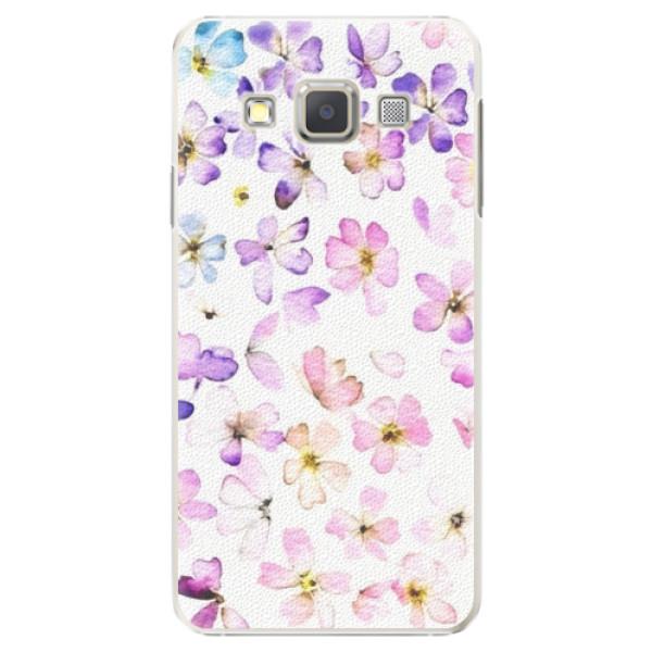 Plastové puzdro iSaprio - Wildflowers - Samsung Galaxy A5