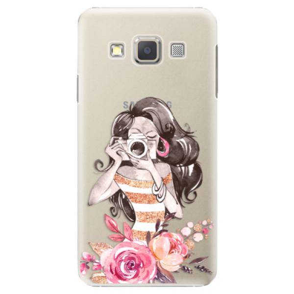 Plastové puzdro iSaprio - Charming - Samsung Galaxy A5