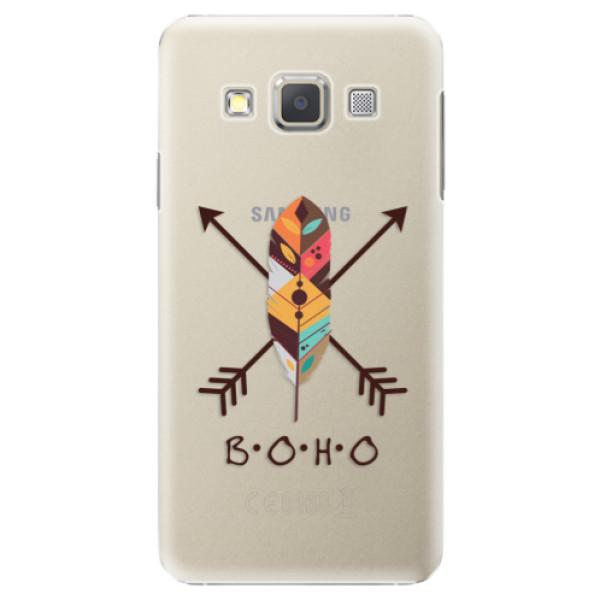 Plastové puzdro iSaprio - BOHO - Samsung Galaxy A5