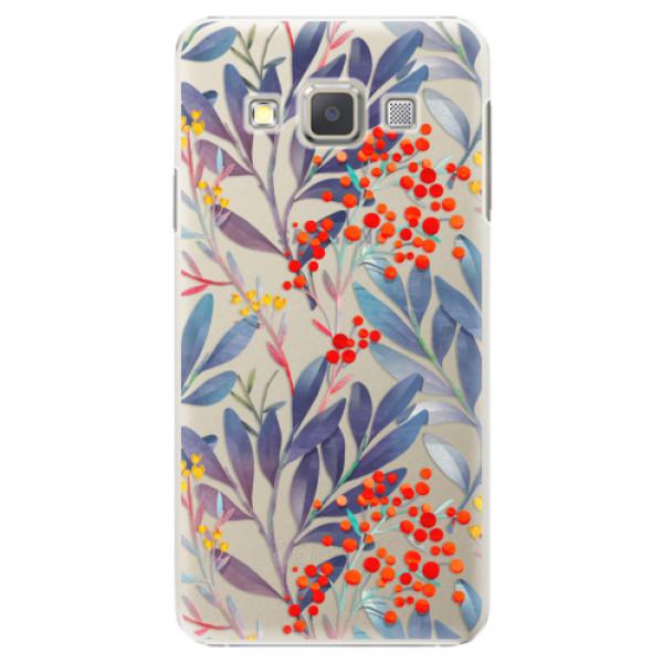 Plastové puzdro iSaprio - Rowanberry - Samsung Galaxy A5