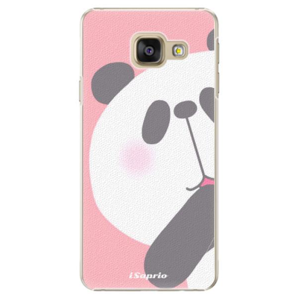 Plastové puzdro iSaprio - Panda 01 - Samsung Galaxy A5 2016