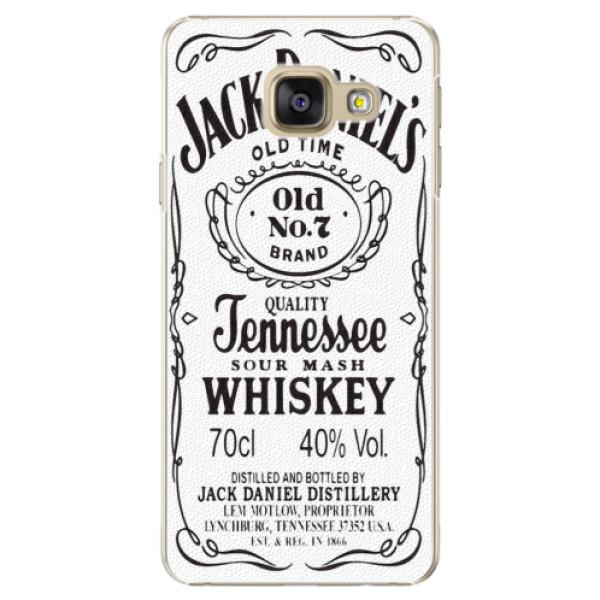 Plastové puzdro iSaprio - Jack White - Samsung Galaxy A5 2016