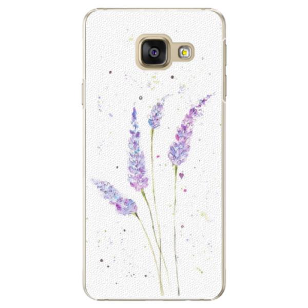 Plastové puzdro iSaprio - Lavender - Samsung Galaxy A5 2016