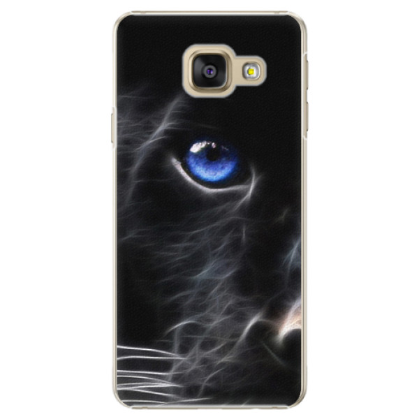Plastové puzdro iSaprio - Black Puma - Samsung Galaxy A5 2016