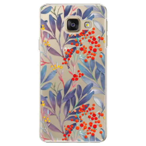 Plastové puzdro iSaprio - Rowanberry - Samsung Galaxy A5 2016