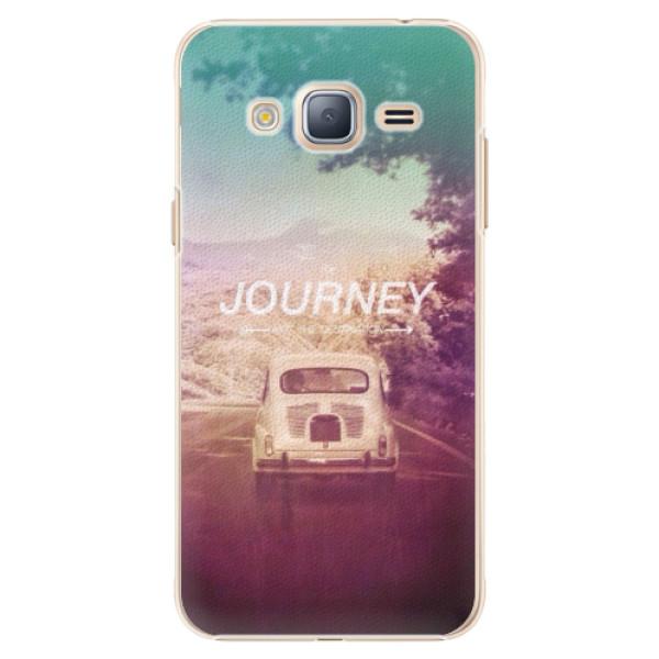 Plastové puzdro iSaprio - Journey - Samsung Galaxy J3 2016