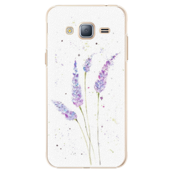 Plastové puzdro iSaprio - Lavender - Samsung Galaxy J3 2016