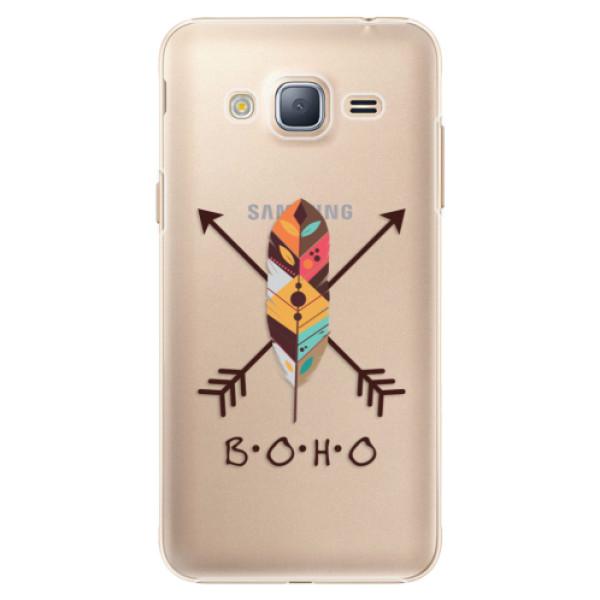 Plastové puzdro iSaprio - BOHO - Samsung Galaxy J3 2016