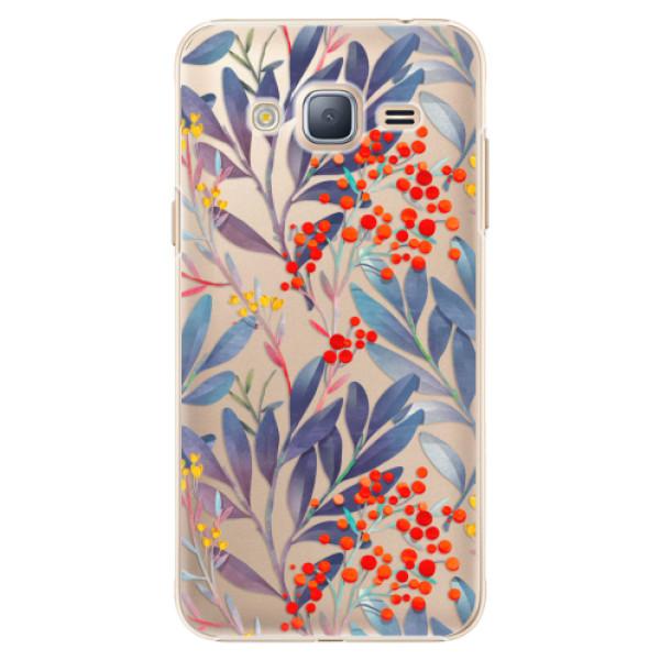 Plastové puzdro iSaprio - Rowanberry - Samsung Galaxy J3 2016
