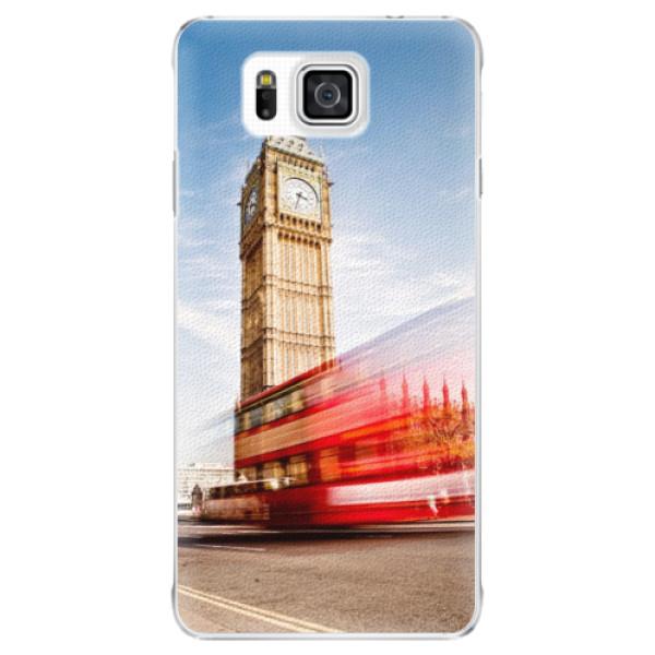 Plastové puzdro iSaprio - London 01 - Samsung Galaxy Alpha