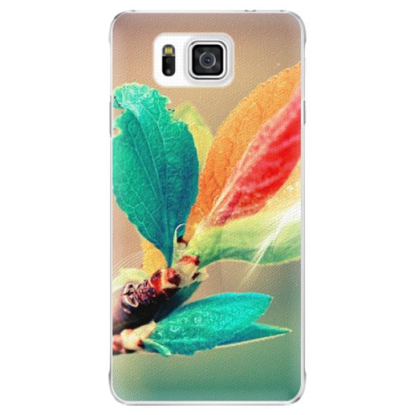 Plastové puzdro iSaprio - Autumn 02 - Samsung Galaxy Alpha