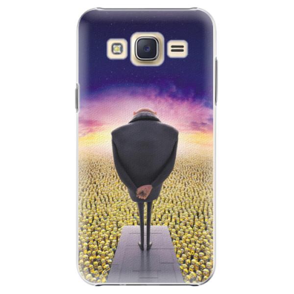 Plastové puzdro iSaprio - Gru - Samsung Galaxy Core Prime