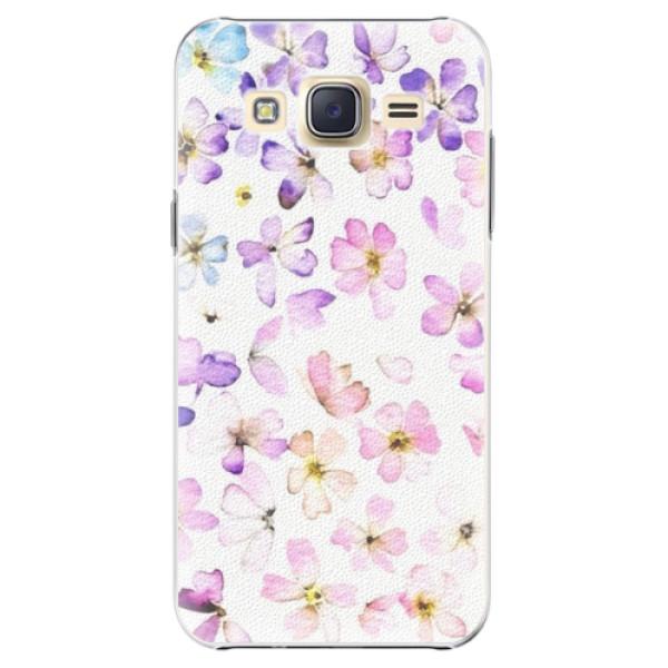 Plastové puzdro iSaprio - Wildflowers - Samsung Galaxy Core Prime