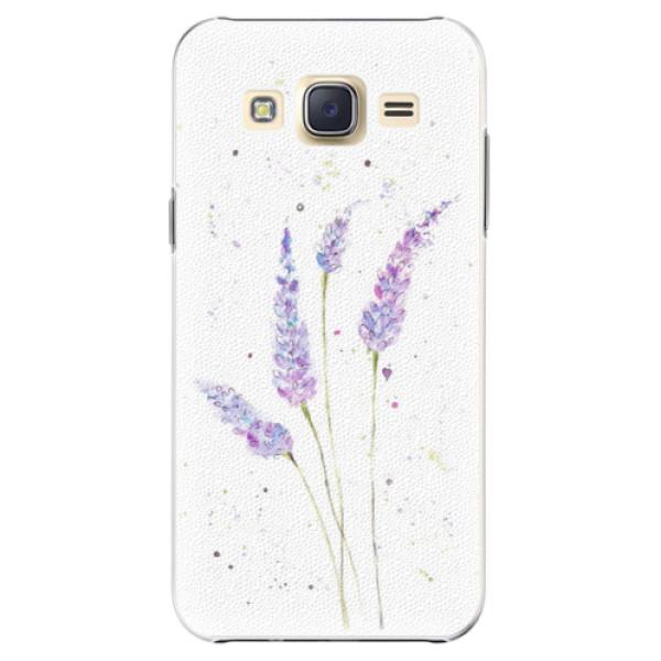 Plastové puzdro iSaprio - Lavender - Samsung Galaxy Core Prime