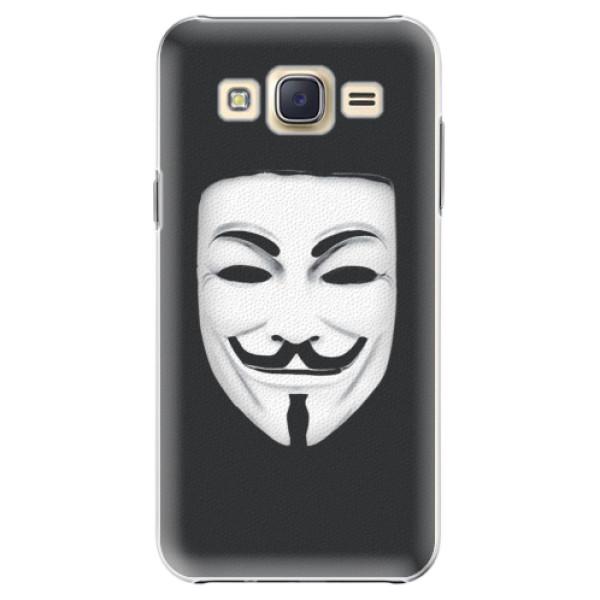 Plastové puzdro iSaprio - Vendeta - Samsung Galaxy Core Prime