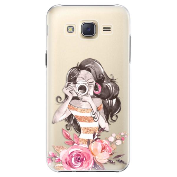 Plastové puzdro iSaprio - Charming - Samsung Galaxy Core Prime
