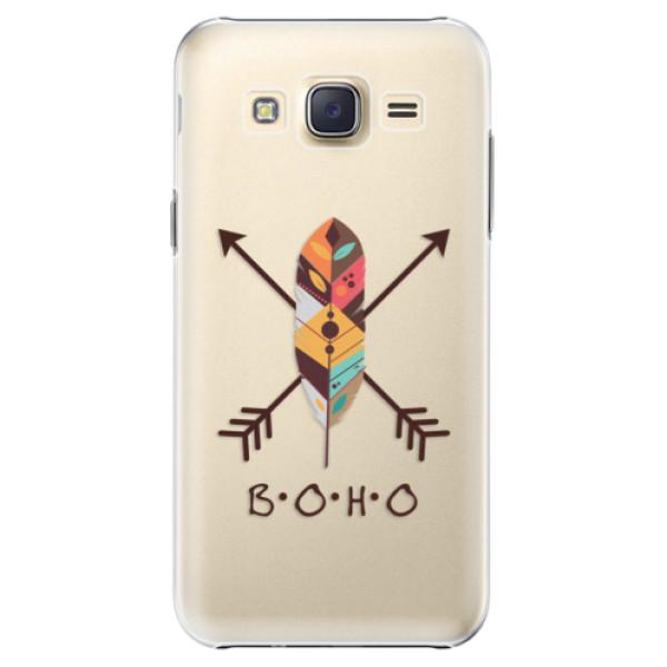 Plastové puzdro iSaprio - BOHO - Samsung Galaxy Core Prime