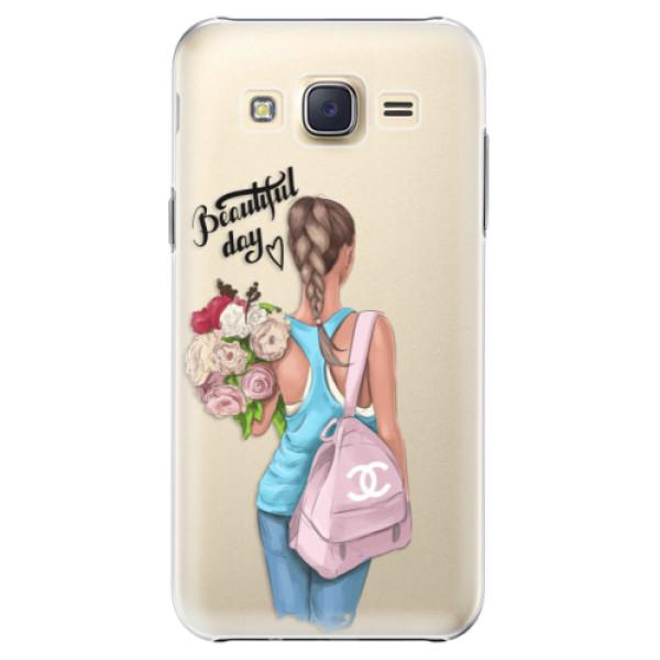 Plastové puzdro iSaprio - Beautiful Day - Samsung Galaxy Core Prime