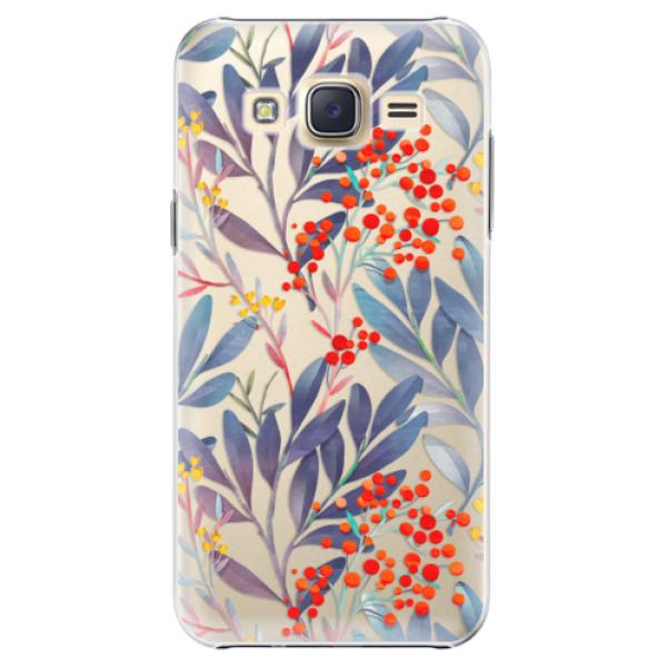 Plastové puzdro iSaprio - Rowanberry - Samsung Galaxy Core Prime