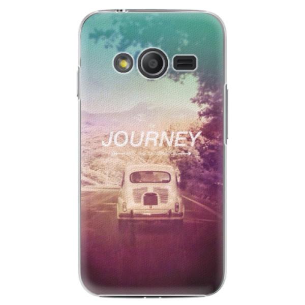 Plastové puzdro iSaprio - Journey - Samsung Galaxy Trend 2 Lite