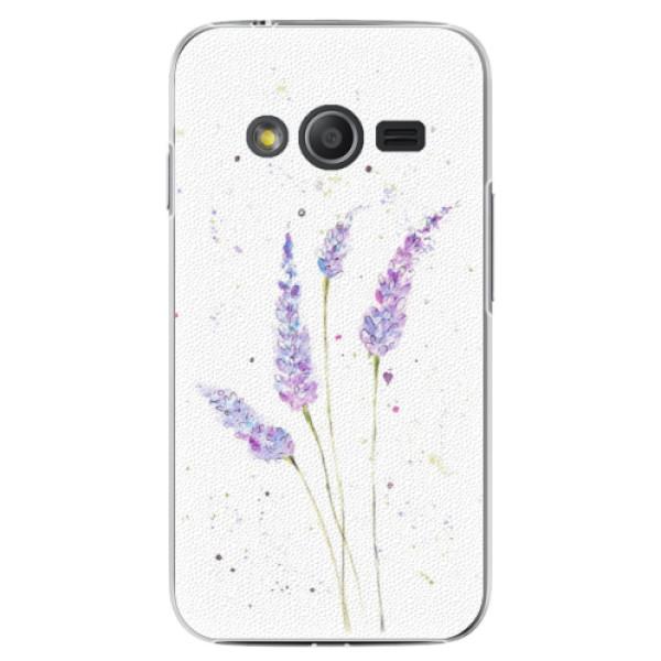 Plastové puzdro iSaprio - Lavender - Samsung Galaxy Trend 2 Lite