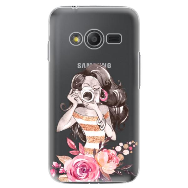 Plastové puzdro iSaprio - Charming - Samsung Galaxy Trend 2 Lite