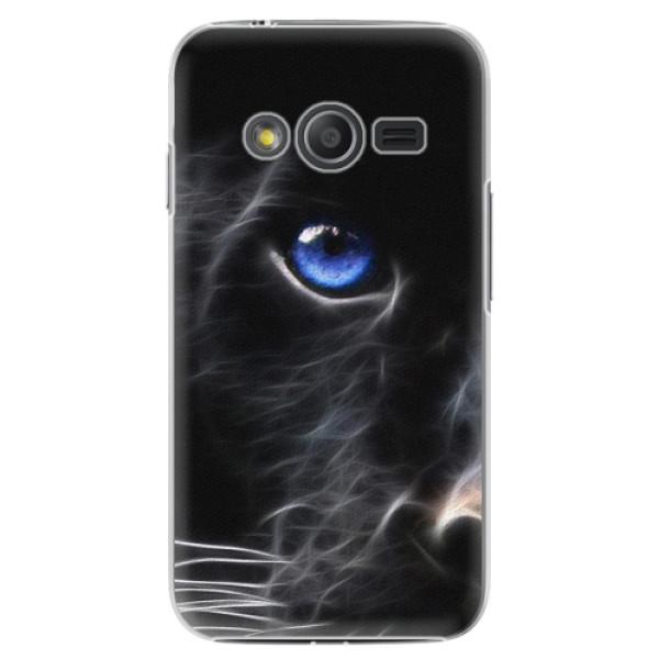 Plastové puzdro iSaprio - Black Puma - Samsung Galaxy Trend 2 Lite