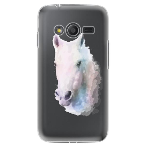 Plastové puzdro iSaprio - Horse 01 - Samsung Galaxy Trend 2 Lite