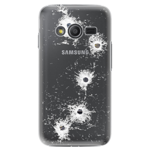 Plastové puzdro iSaprio - Gunshots - Samsung Galaxy Trend 2 Lite