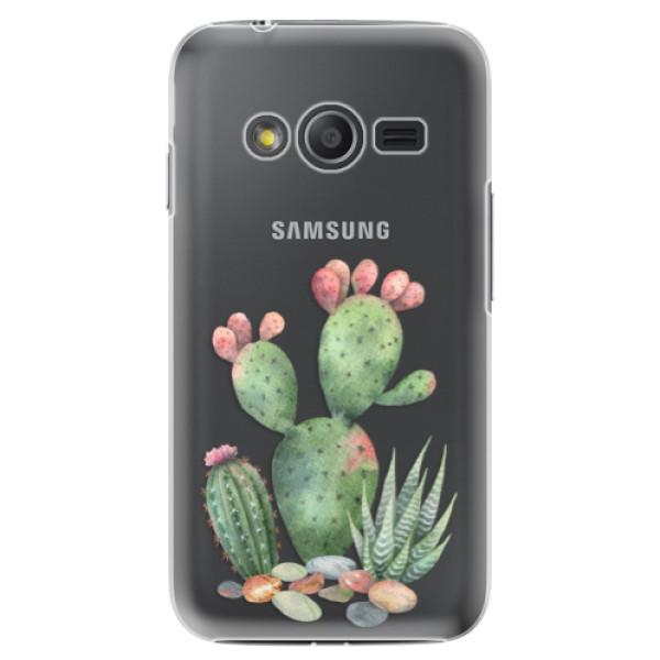 Plastové puzdro iSaprio - Cacti 01 - Samsung Galaxy Trend 2 Lite