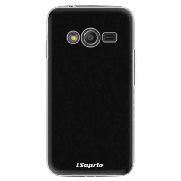 Plastové puzdro iSaprio - 4Pure - černý - Samsung Galaxy Trend 2 Lite