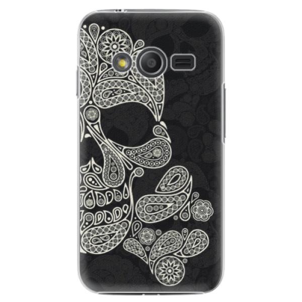Plastové puzdro iSaprio - Mayan Skull - Samsung Galaxy Trend 2 Lite
