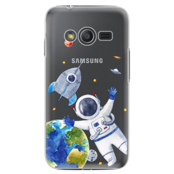 Plastové puzdro iSaprio - Space 05 - Samsung Galaxy Trend 2 Lite