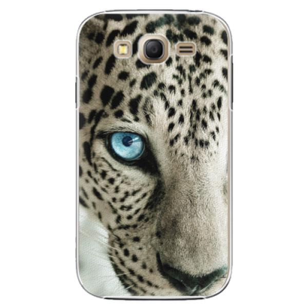 Plastové puzdro iSaprio - White Panther - Samsung Galaxy Grand Neo Plus