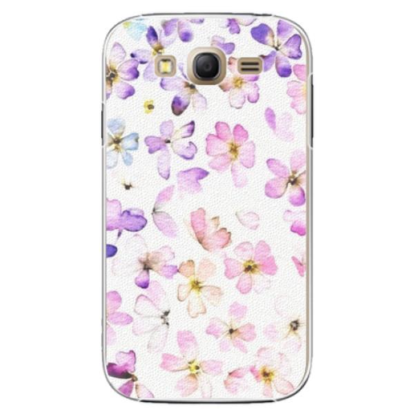 Plastové puzdro iSaprio - Wildflowers - Samsung Galaxy Grand Neo Plus