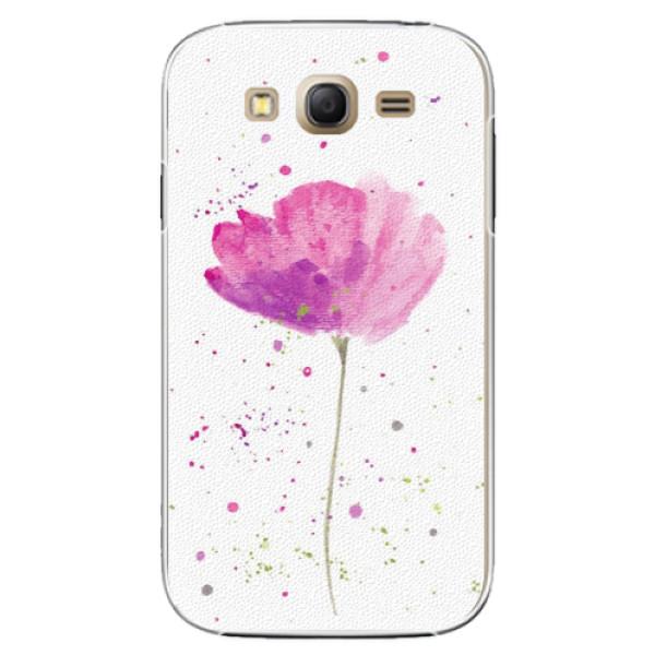 Plastové puzdro iSaprio - Poppies - Samsung Galaxy Grand Neo Plus