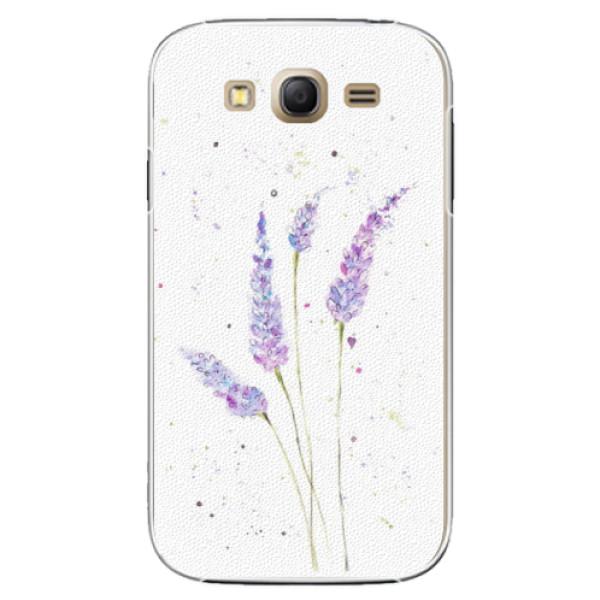 Plastové puzdro iSaprio - Lavender - Samsung Galaxy Grand Neo Plus