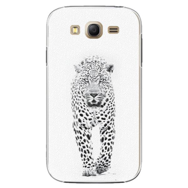 Plastové puzdro iSaprio - White Jaguar - Samsung Galaxy Grand Neo Plus
