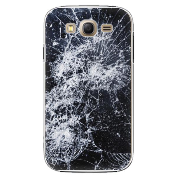 Plastové puzdro iSaprio - Cracked - Samsung Galaxy Grand Neo Plus