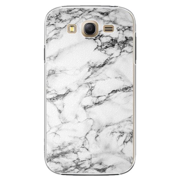 Plastové puzdro iSaprio - White Marble 01 - Samsung Galaxy Grand Neo Plus