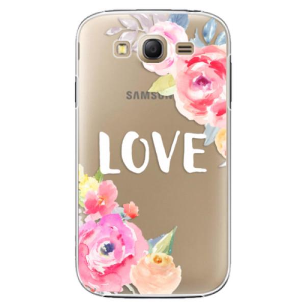 Plastové puzdro iSaprio - Love - Samsung Galaxy Grand Neo Plus