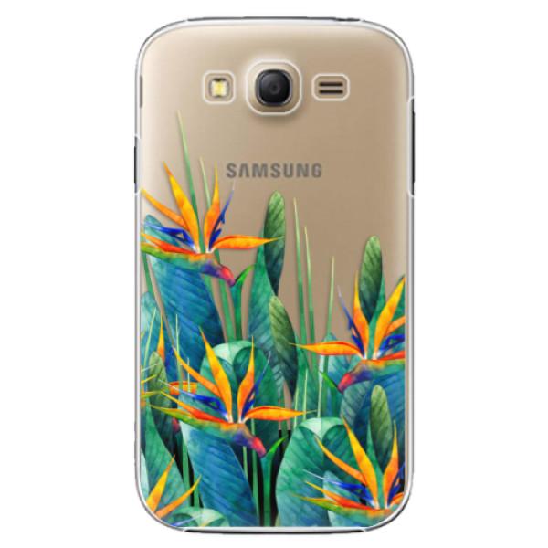 Plastové puzdro iSaprio - Exotic Flowers - Samsung Galaxy Grand Neo Plus
